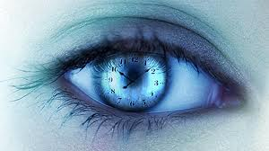 Time and eye