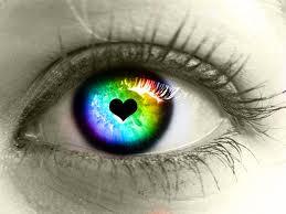 Heart eye 2