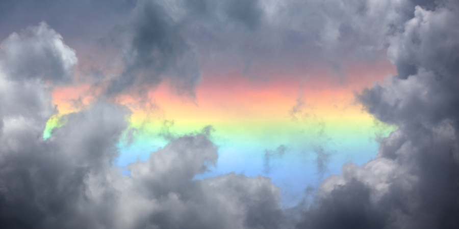 Rainbow cloud 3